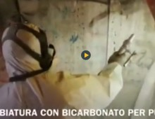 [Video] – Metro A: operazione antigraffiti