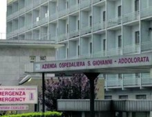 """Ospedale San Giovanni Addolorata: """"Rinascita in magica atmosfera"""""""