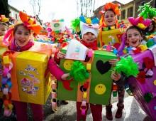 Domenica 26 febbraio: Carnevale in Caffarella
