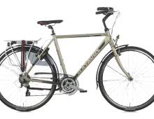 Caffarella, visita guidata in bici