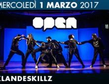 "Teatro Golden: ""Klandeskillz"""
