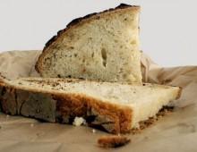 Via dei Ramni: produzione del pane in casa