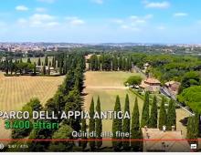 [Video] – Parigi vs Roma (spazi verdi)