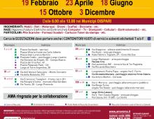 Domenica 19 febbraio: raccolta gratuita dei materiali ingombranti