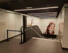 Il 12 maggio aprirà la stazione Metro C San Giovanni