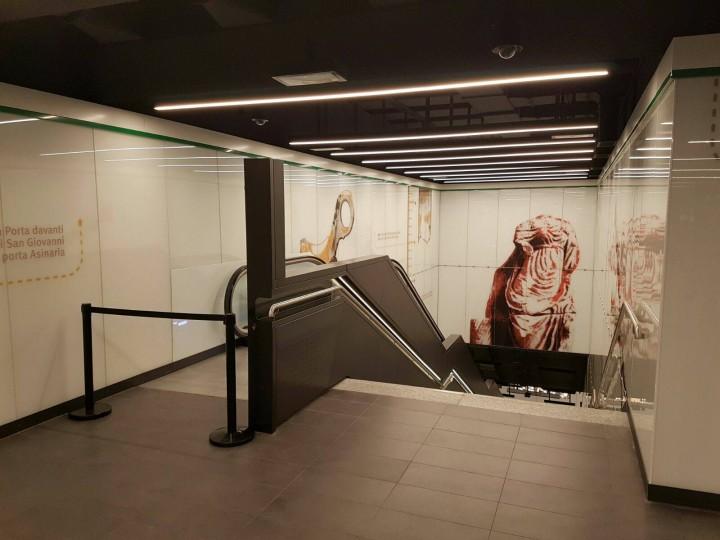 metro c san giovanni