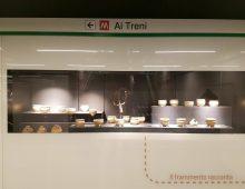 La fermata Metro San Giovanni si trasforma in palcoscenico per la Subway Jump Performance