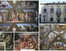 San Giovanni: visita guidata (a pagamento) al Casino Massimo Lancellotti