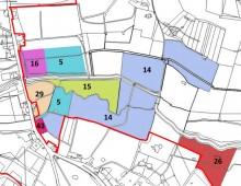 Espropri valle Caffarella: ecco la mappa e lo stato dell'arte dei procedimenti