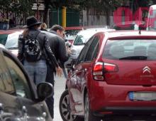 Via Magna Grecia: traffico impazzito, anche Raoul Bova rischia di finire sotto un'auto