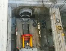 San Giovanni: iniziato lo scavo della seconda galleria della Metro C