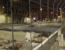 L'autostrada di via La Spezia