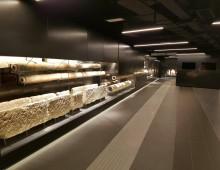 San Giovanni Metro C: le foto della prima stazione museo di Roma