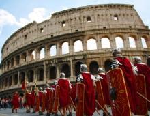 21 aprile: Buon compleanno Roma