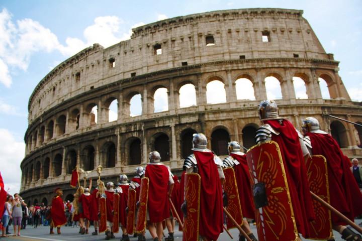 Oggi si festeggia il Natale di Roma numero 2770
