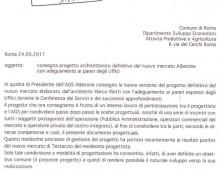 Spostamento Mercato Alberone: aggiornamenti