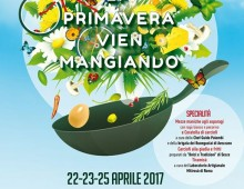 Parco Egeria: La Primavera Vien Mangiando