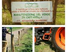 Caffarella: presentazione progetto 5 x 1000