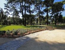 Villa Lazzaroni: le Sentinelle della Villa