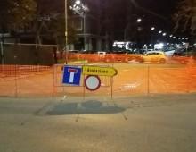 Voragine di via Nocera Umbra: aggiornamenti