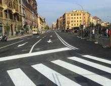 """Bella la Metro San Giovanni """"museo"""" ma che orrore via La Spezia"""