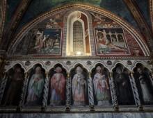 Visita alla Cappella del Sancta Sanctorum