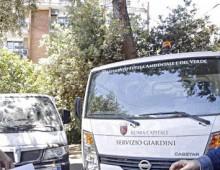 [Video] – Dopo i raid vandalici, la Sindaca a Villa Lazzaroni