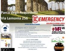 Emergency Day al Parco degli Acquedotti