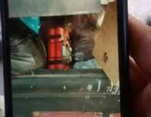 Via Latina: pacco sospetto, allarme bomba