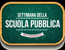 Municipio VII: settimana della scuola pubblica