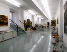 Via Crema: lo studio di Vincenzo Scolamiero
