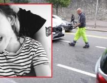 Morta Alice Galli, la 16enne investita dal taxi a Porta Metronia
