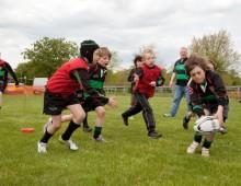 Rugby per bambini: 10 buoni motivi per scegliere questo sport