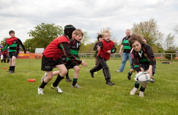 rugby bimbi