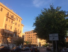 Via Nola, dalla tangenziale su via La Spezia