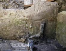 Una piccola Pompei emersa tra Amba Aradam e Porta Metronia