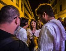 Via San Giovanni in Laterano: la sindaca Raggi a Roma Pride