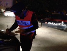 Via San Giovanni in Laterano: arrestato con 23 grammi di hashish