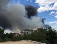 Centocelle-Quadraro: non si contano più gli incendi nella Capitale