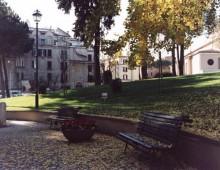 Villa Fiorelli: il centro anziani è un rudere