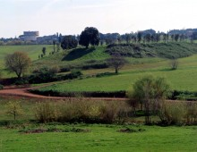 Caffarella: scoperta catacomba segreta