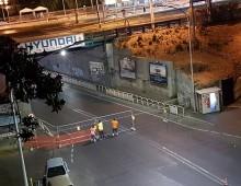 Ponte Tuscolano: lavori e viabilità stravolta