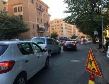 """Lavori in via La Spezia, """"inferno"""" quotidiano"""