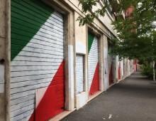 Via Taranto, il locale Ater occupato da Forza Nuova: polemiche dal Pd