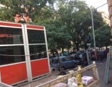 Telecom, rimozione cabine in zona