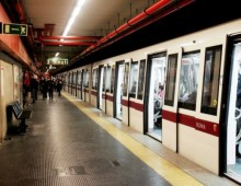Collaudo San Giovanni-Lodi: metro C ferma nel weekend