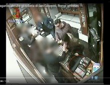 "[Video] – I furti in una gioielleria di San Giovanni di ""Bonnie e Clyde"" di Zagarolo"