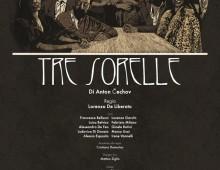 """Teatro Lo Spazio: """"Tre sorelle"""" di Cechov"""