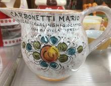 Ricordi di zona: Carbonetti a Villa Fiorelli