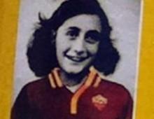 """Anna Frank """"icona"""" dello sfottò: è una vergogna"""
